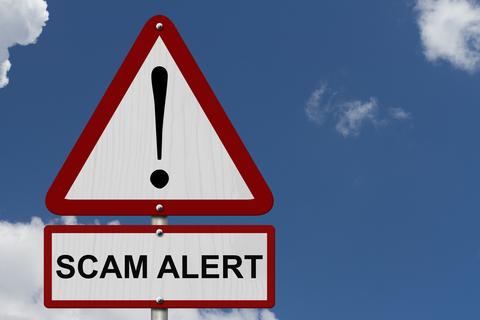 Trademark & Domain Name Scam Alert